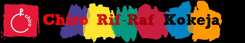 Chiro Rif-Raf Kokejane