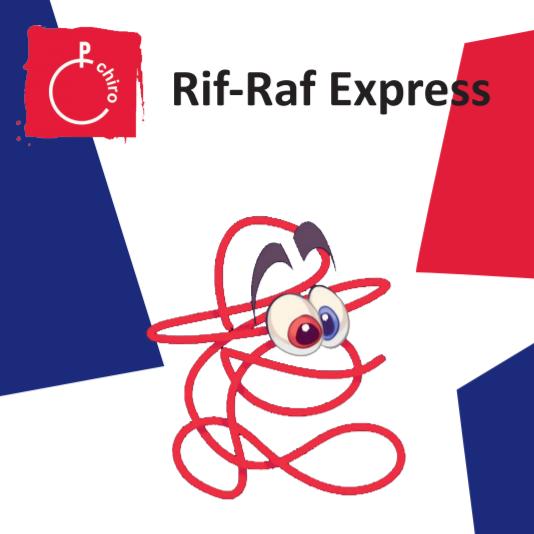 Rif-Raf Express Herfst 2020