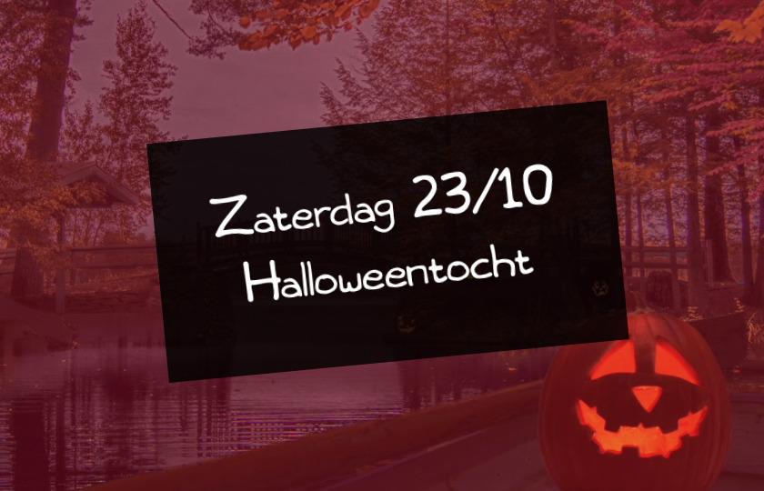 Halloweentocht 2021